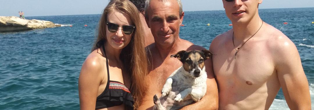 Titti - najsławniejszy pies na MALCIE