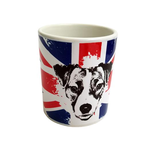 Kubek z uchem 330ml Jack Russell Terrier